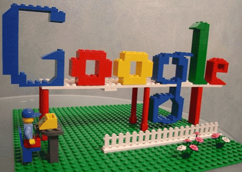 Google Search Engine Optimization can be as fun as building legos