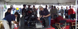 Kettering University FSAE 2004 Dyno Run